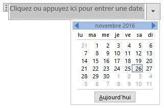 Creer Un Formulaire Avec Word En Utilisant Les Principaux Champs